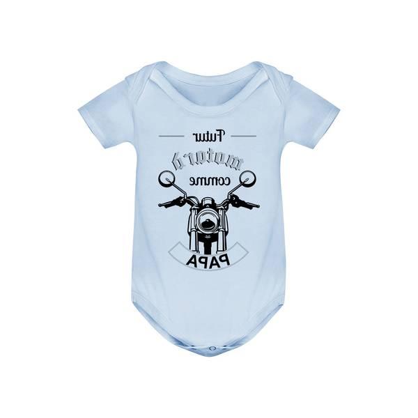 Découvrir T-Shirt Manches Longues Tatouage : Tee shirt tete de mort barbe spécial garçon 7 ans